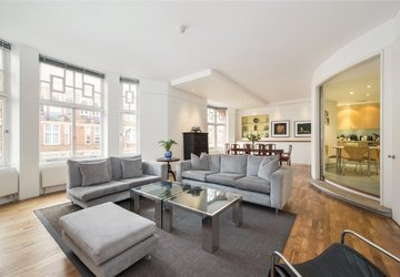 Apartment for sale in Bickenhall Street view1
