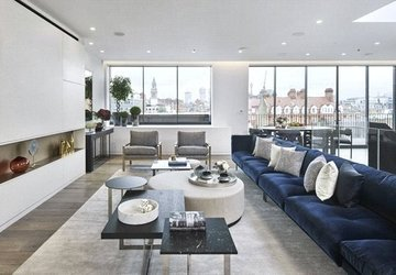 Penthouse for sale in Seymour Place view1