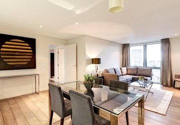 Apartment to rent in Merchant Square view1