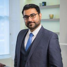 Team detail shafait hussain finance operations director