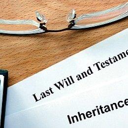 Inheritance tax central London property