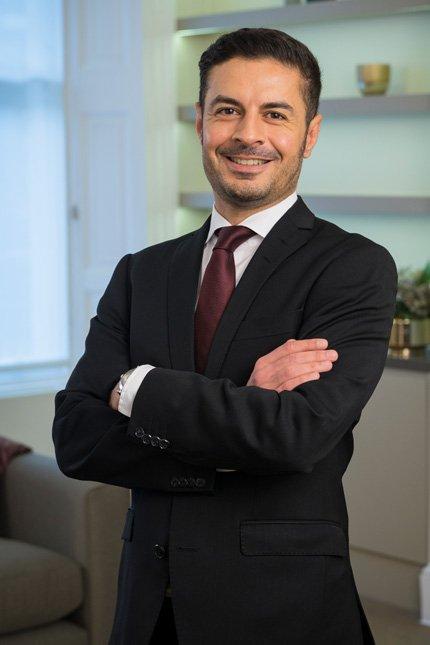 Team detail martin bikhit managing director